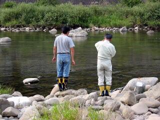 広島県:太田川水質調査